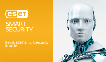 Eset Smart Security in actie