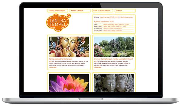 Tantra tempel - Ervaar wat tantra met je kan doen