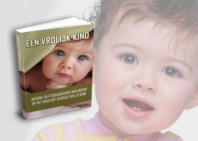 E-book: Een vrolijk kind
