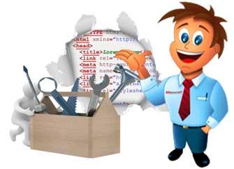 Website beheer en onderhoud