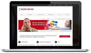 Website maken WordPress - goed idee zoekt geld