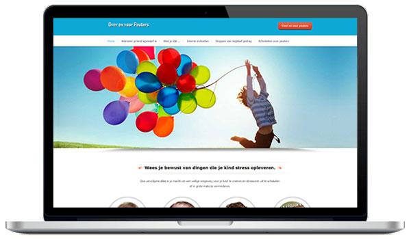 Website maken WordPress - Handleiding voor peuters
